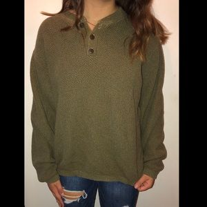 OVERSIZED OSCAR DE LA RENTA SWEATER